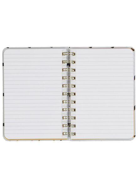notitieboek A6 gelinieerd - 14135803 - HEMA
