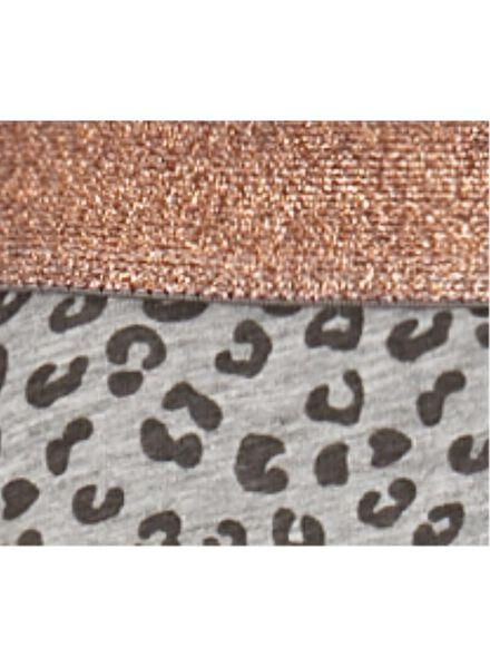 dames nachtlegging grijsmelange grijsmelange - 1000008666 - HEMA