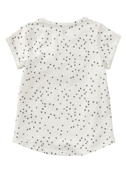 kinder t-shirt donkerblauw donkerblauw - 1000009263 - HEMA