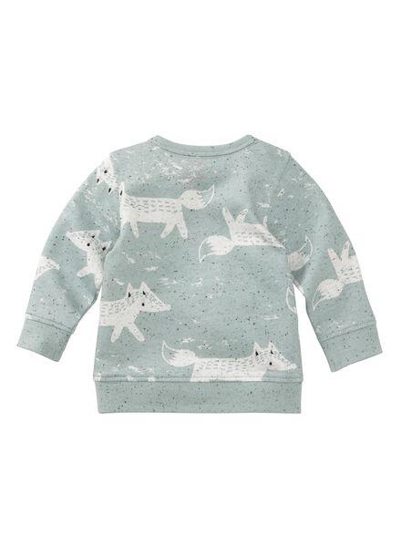 babysweater grijs grijs - 1000008898 - HEMA