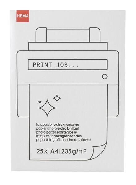 glossy fotopapier - 38340084 - HEMA