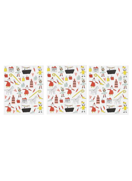 Sinterklaas stickers - 25900321 - HEMA