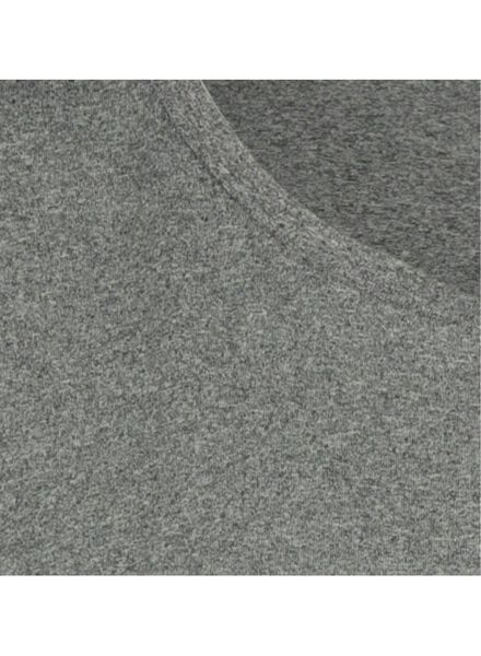 dames sportshirt gerecycled grijsmelange grijsmelange - 1000015346 - HEMA