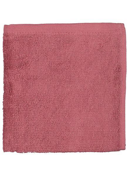 thee- en keukendoek roze/goud - 2 stuks - 5490024 - HEMA