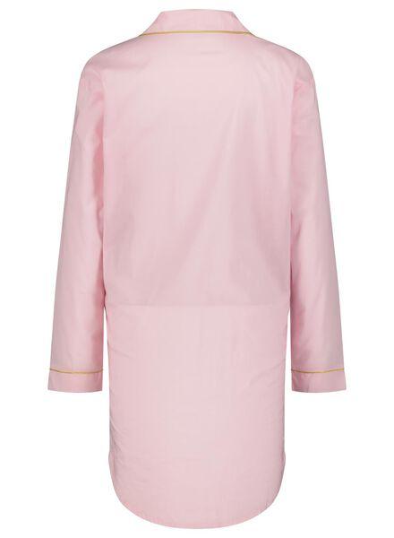 &C pyjama blouse lichtroze lichtroze - 1000016515 - HEMA