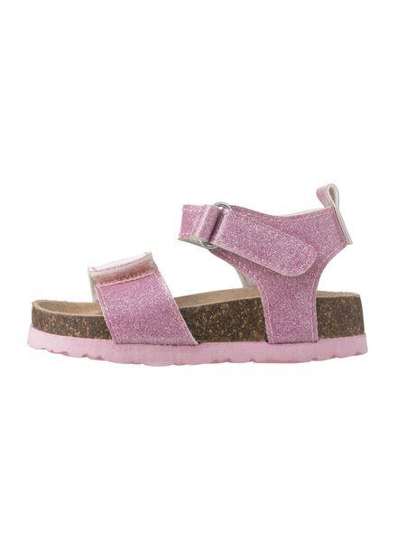 baby sandalen roze - 1000007221 - HEMA