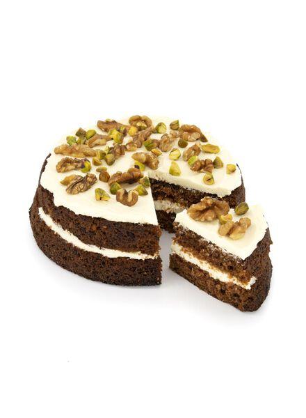 carrot cake taart 8 p. - 6340034 - HEMA