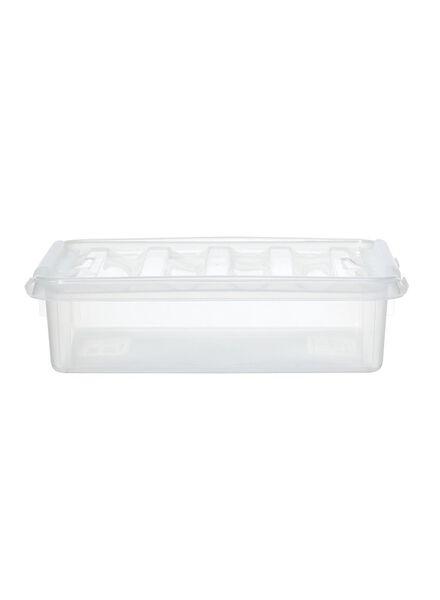 opbergbox 21 x 17 x 6 cm - 39830205 - HEMA