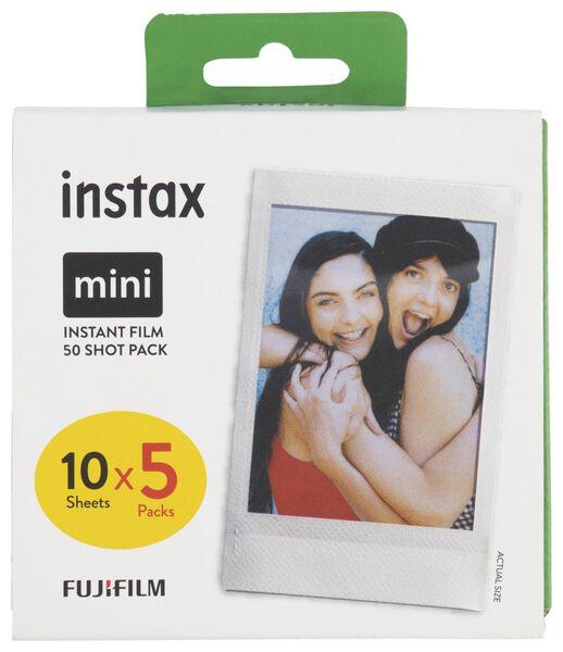 Fujifilm Instax films - 50 stuks - 60300543 - HEMA