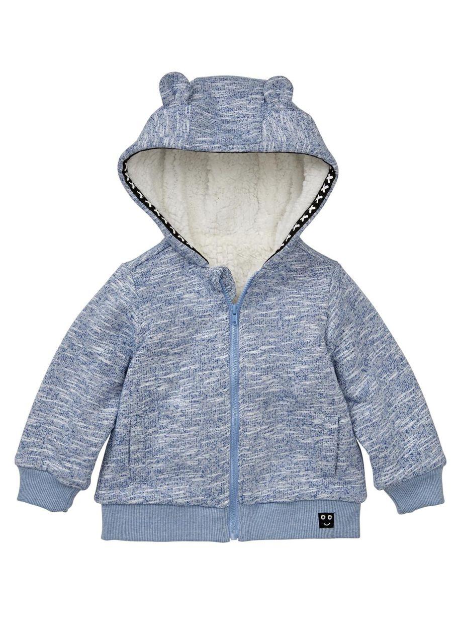 Baby Jas Blauw Hema