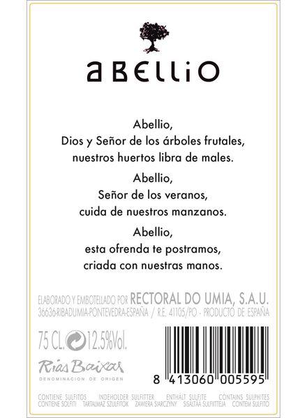 abellio albarino DO rias baixas - wit - 17370050 - HEMA