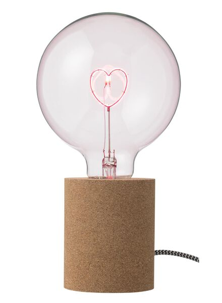 LED lamp hart 1 watt - 20 lumen - 60100402 - HEMA