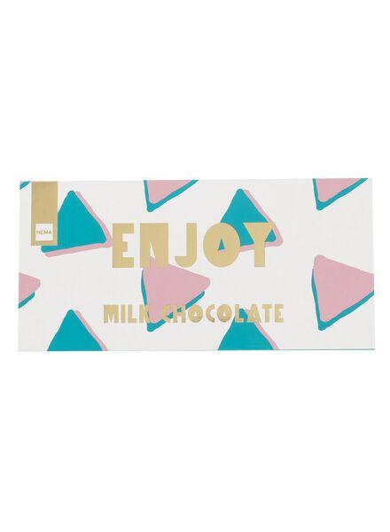 melkchocoladereep enjoy - 60900272 - HEMA