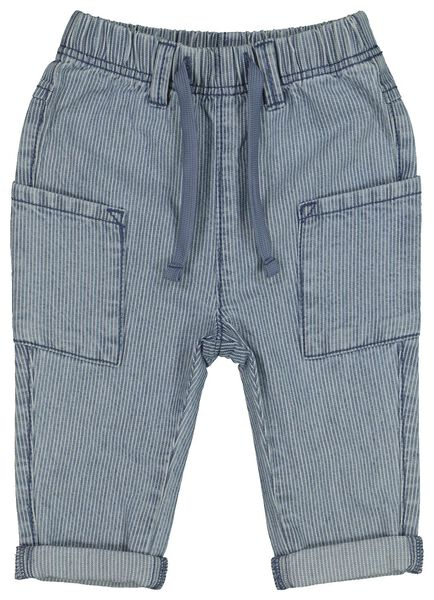 babybroek denim 68 - 33128822 - HEMA