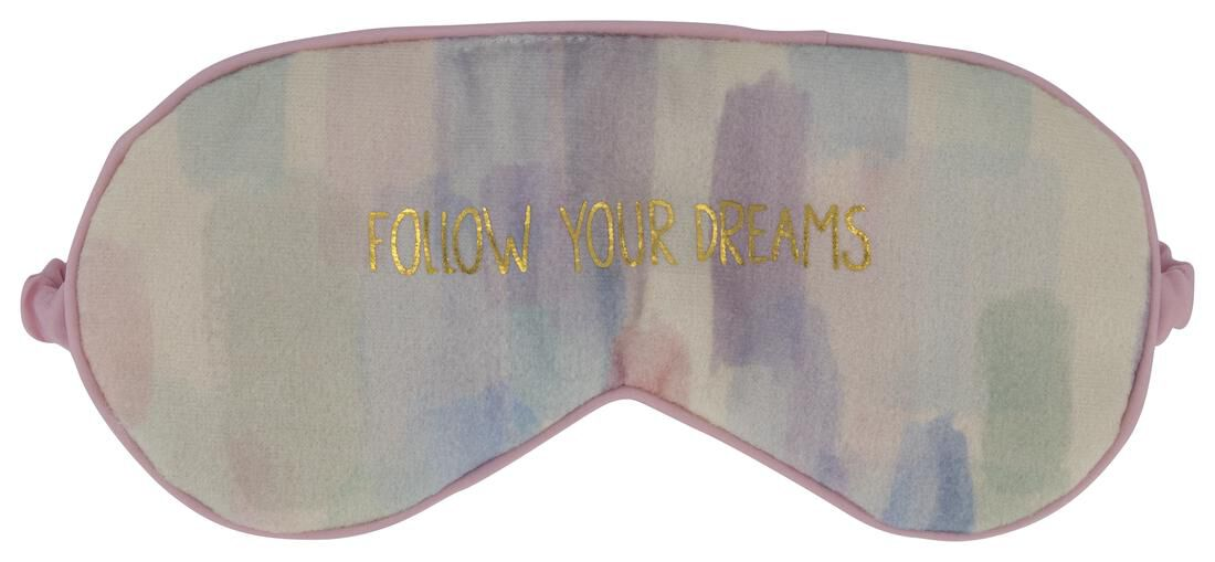 HEMA Slaapmasker Follow Your Dreams