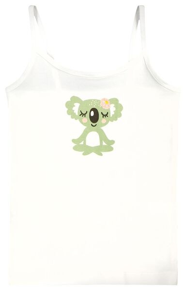 kinderhemden koala bamboe/katoen/stretch - 2 stuks multi 122/128 - 19336204 - HEMA