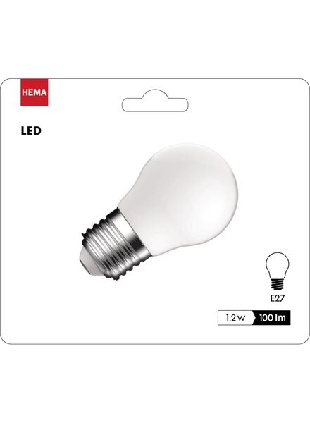 LED nachtlamp 1,2 watt - grote fitting - 100 lumen - 20090042 - HEMA