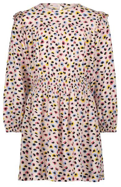 kinderjurk roze 158/164 - 30840979 - HEMA