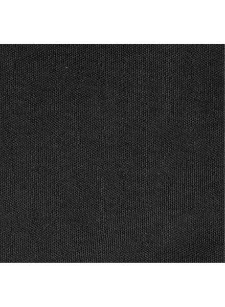 babyromper zwart zwart - 1000005373 - HEMA