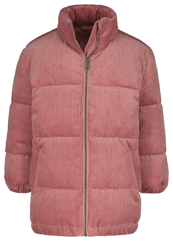 HEMA Kinderjas Corduroy Roze (roze)