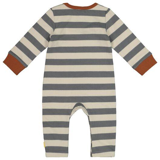 newborn jumpsuit grijs grijs - 1000017661 - HEMA