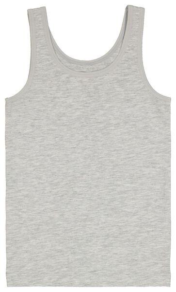 kinderhemden - 2 stuks gebroken wit gebroken wit - 1000022943 - HEMA