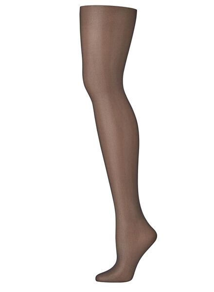 corrigerende panty 20 denier zwart zwart - 1000010419 - HEMA