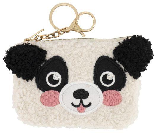 sleuteletui teddy panda - 61122860 - HEMA