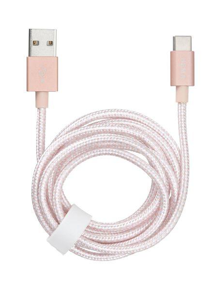 USB 2.0 laadkabel type C - 39670033 - HEMA