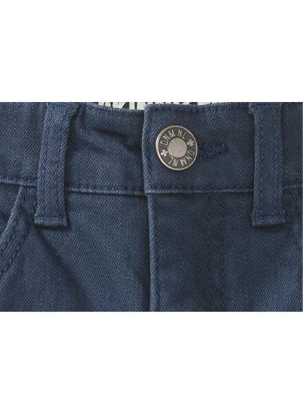 kinder jeans skinny middenblauw middenblauw - 1000012097 - HEMA
