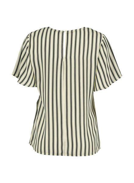 dames top wit/zwart wit/zwart - 1000013910 - HEMA
