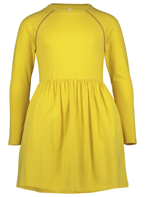 HEMA Kinderjurk Geel (geel)