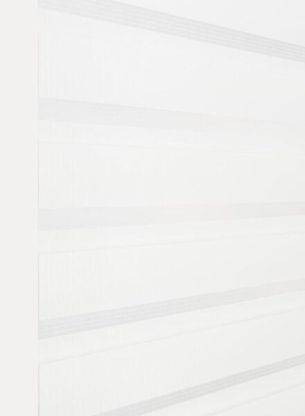 duo rolgordijn uni basic ivoor - 7410231 - HEMA