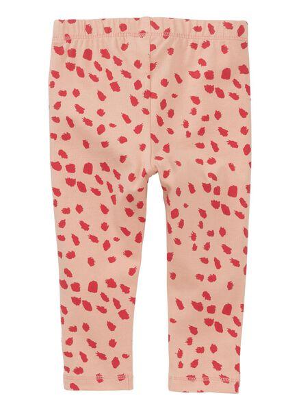 newborn babylegging roze roze - 1000011125 - HEMA