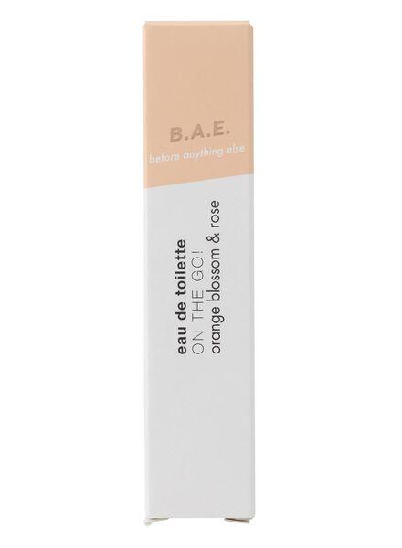 B.A.E. edt on the go! orange blossom and rose 10ml - 17730015 - HEMA