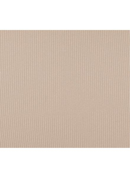 dameshipster second skin micro beige beige - 1000011235 - HEMA