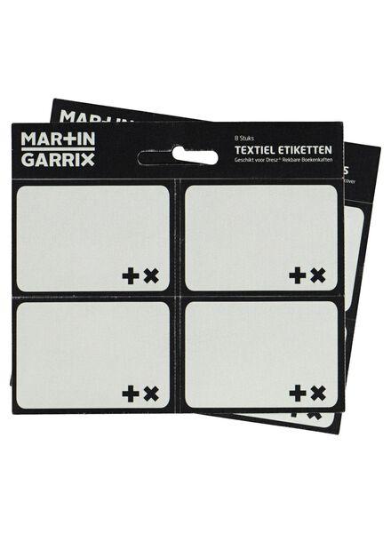 textieletiketten Martin Garrix - 8 stuks - 14900429 - HEMA
