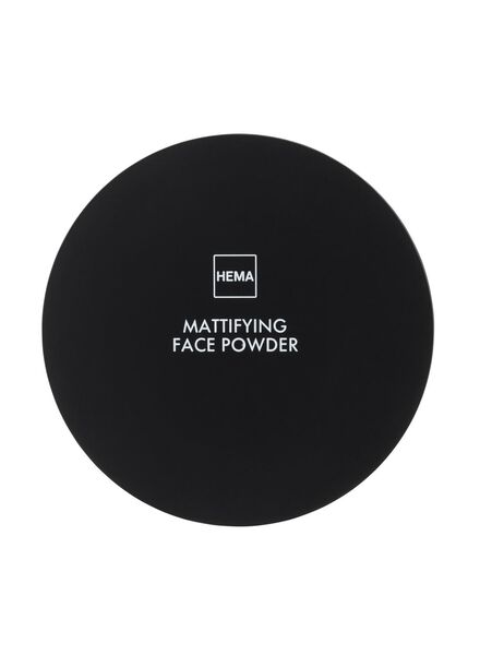 mattifying face powder rose light - 11294721 - HEMA