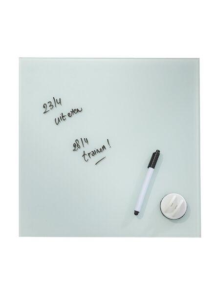 glasbord 30 x 30 cm - 14600025 - HEMA