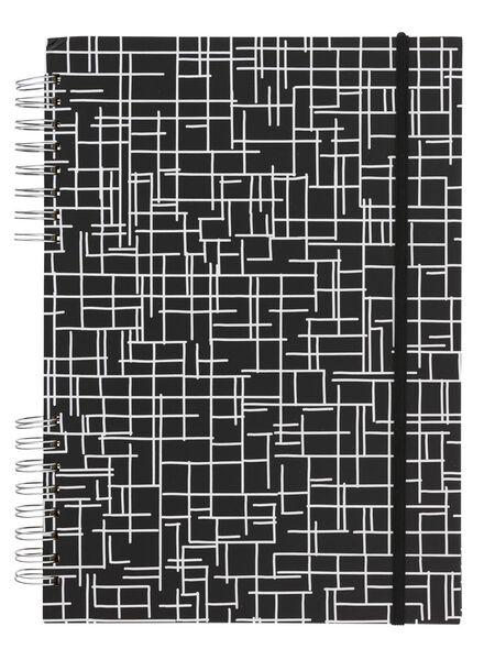 fotoplakboek 21 x 29.5 cm - 14670007 - HEMA