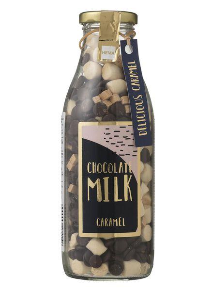chocolademelk karamel - 60900331 - HEMA