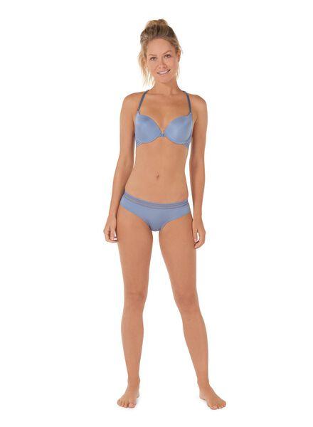 dameshipster lichtblauw lichtblauw - 1000009883 - HEMA