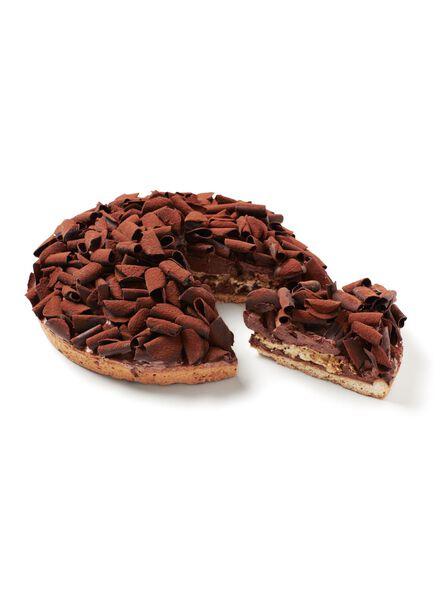 luxe chocoladehazelnootvlaai 10 p. - 6350015 - HEMA