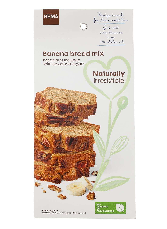 HEMA Bakmix Bananenbrood