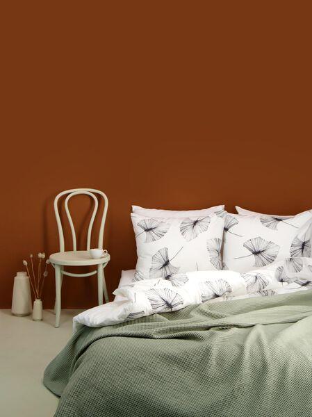 bedsprei 150x250 wafel groen groen 150 x 250 - 5720148 - HEMA