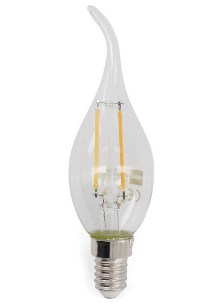 LED lamp 15W - 140 lm - kaars - helder - 20020022 - HEMA