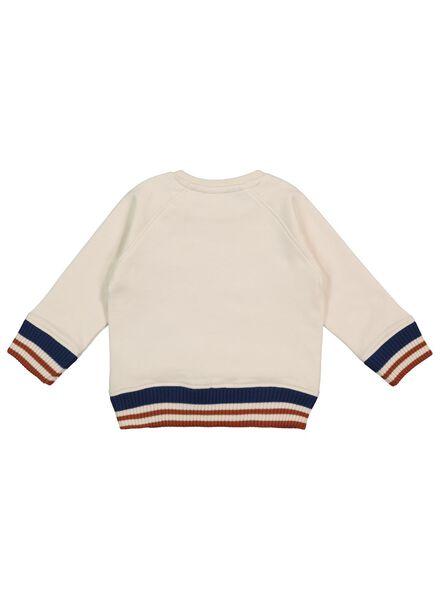 babysweater ecru 98 - 33120047 - HEMA