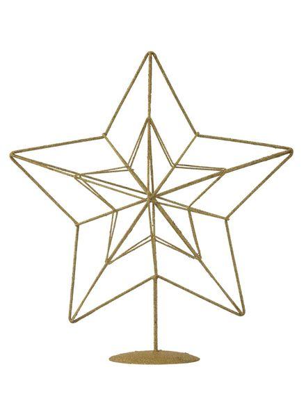 ster op standaard - 25103004 - HEMA