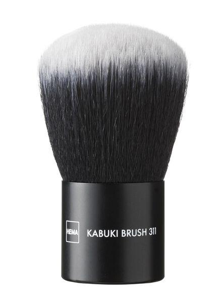 kabuki brush - 11201311 - HEMA