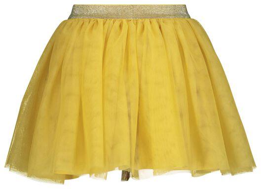 kinderrok geel geel - 1000017594 - HEMA